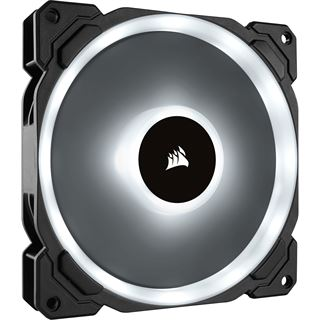 Corsair LL140 RGB 2er Pack 140x140x25mm 600-1300 U/min 25 dB(A)