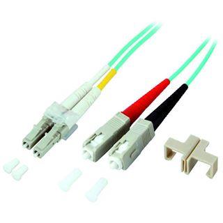 (€4,45*/1m) 2.00m EFB Elektronik LWL Duplex Patchkabel 50/125