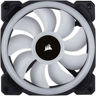 Corsair LL120 RGB 3er 120x120x25mm 1500 U/min 24.8 dB(A) schwarz