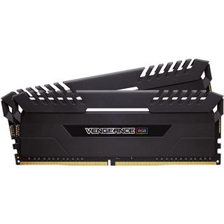 32GB Corsair Vengeance RGB schwarz DDR4-3000 DIMM CL15 Dual Kit