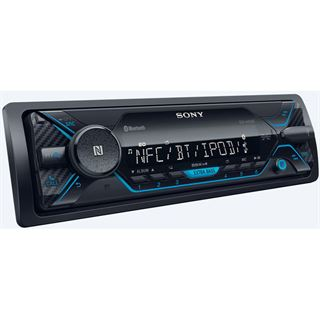 sony dsx a410bt media tuner aux usb ipod bluetooth rot. Black Bedroom Furniture Sets. Home Design Ideas