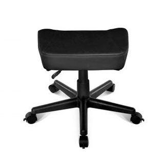 ak racing gaming stuhl footstool black gaming seats hardware notebooks. Black Bedroom Furniture Sets. Home Design Ideas