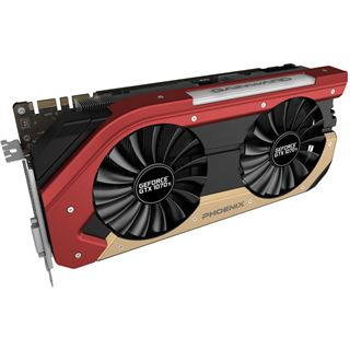 8GB Gainward GeForce GTX 1070 Ti Phoenix Aktiv PCIe 3.0 x16 (Retail)