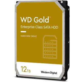 """12000GB WD Gold WD121KRYZ 256MB 3.5"""" (8.9cm) SATA 6Gb/s"""