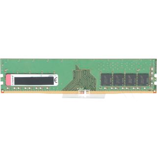 4GB Kingston ValueRAM KVR24N17S8/4 bulk DDR4-2400 DIMM CL17 Single