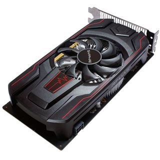 4GB Sapphire Radeon RX 560D 14CU Pulse 4GD5 Aktiv PCIe 3.0 x16 (Lite