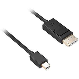 HTC Vive Mini-Display-Port zu Display-Port-Kabel 1m - schwarz