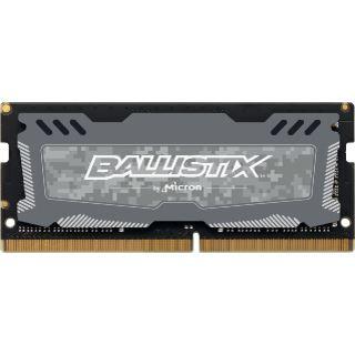 4GB Crucial Ballistix Sport LT Single Rank grau DDR4-2400 SO-DIMM