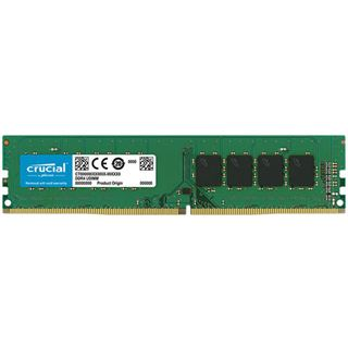 16GB Crucial CT16G4DFD8266 DDR4-2666 DIMM CL19 Single