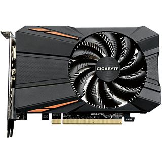 4GB Gigabyte Radeon RX 560D OC 4G 14CU Aktiv PCIe 3.0 x16 (Retail)
