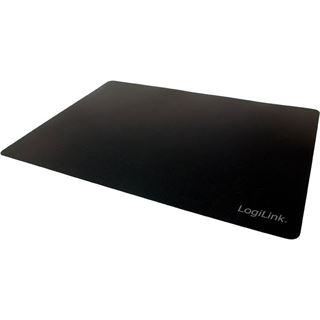 Logilink Gaming Mauspad extradünn, schwarz