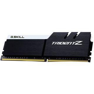 64GB G.Skill Trident Z schwarz/weiß DDR4-3466 DIMM CL16 Octa Kit