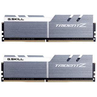 16GB G.Skill Trident Z silber/weiß DDR4-4133 DIMM CL19 Dual Kit