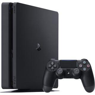 Sony PlayStation 4 Slim 500GB schwarz E-Chassis