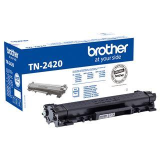 Brother Toner TN-2420 Schwarz (ca. 3000 Seiten)