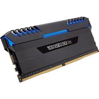 64GB Corsair Vengeance RGB schwarz DDR4-2933 DIMM CL16 Octa Kit