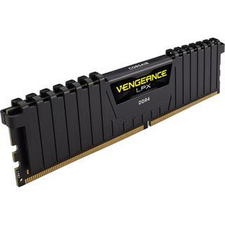64GB Corsair Vengeance LPX schwarz DDR4-3000 DIMM CL16 Quad Kit