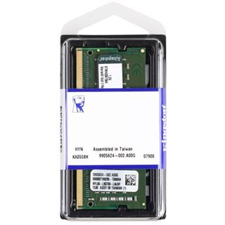 4GB Kingston KCP424SS6/4 DDR4-2400 SO-DIMM Single