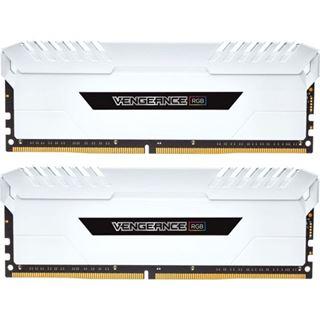 16GB Corsair Vengeance RGB weiß DDR4-3000 DIMM CL16 Dual Kit
