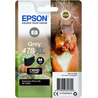 EPSON C13T04F64010 XP8500 Tinte grau HC