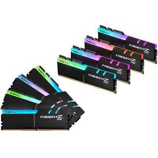 128GB G.Skill Trident Z RGB DDR4-2933 DIMM CL16 Octa Kit