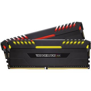 16GB Corsair Vengeance LPX schwarz DDR4-3200 DIMM CL16 Dual Kit