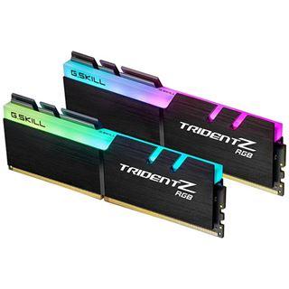 16GB G.Skill Trident Z RGB für AMD Ryzen DDR4-2933 DIMM CL16