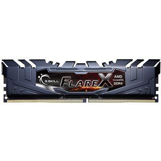 32GB G.Skill Flare X schwarz DDR4-2933 DIMM CL16 Quad Kit