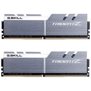 16GB G.Skill Trident Z silber/weiß DDR4-4266 DIMM CL19 Dual Kit