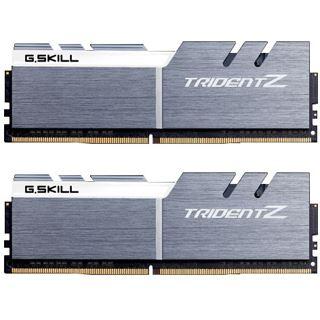 16GB G.Skill Trident Z silber/weiß DDR4-4500 DIMM CL19 Dual Kit