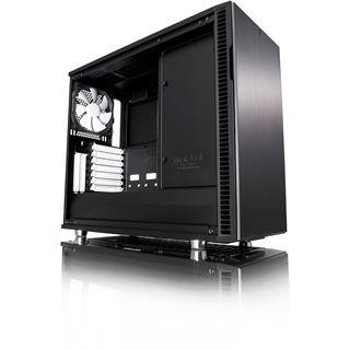 Fractal Design Define R6 gedämmt mit TG Sichtfenster Midi Tower
