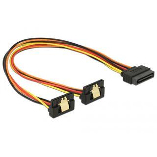 (€23,00*/1m) 0.30m Delock Strom Adapterkabel SATA SATA Stecker