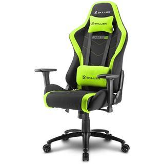 Sharkoon Skiller SGS2 Gamingstuhl, schwarz/grün