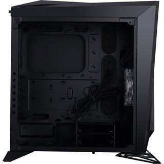 Corsair SPEC-Omega mit Sichtfenster Midi Tower ohne Netzteil schwarz