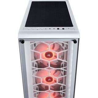 Corsair Crystal 460X RGB mit Sichtfenster Midi Tower ohne Netzteil