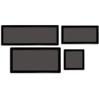 DEMCiflex Demciflex Staubfilter-Set für Fractal Design Define S