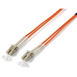 (€7,90*/1m) 1.00m Equip LWL Duplex Patchkabel 50/125 µm