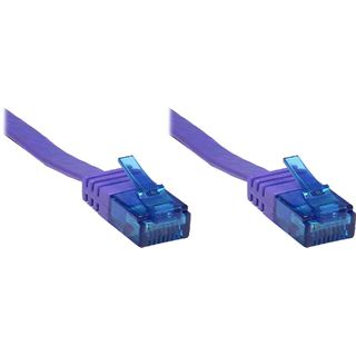 (€7,80*/1m) 0.50m Good Connections Cat. 6a Patchkabel U/UTP RJ45