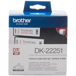Brother Papier 15.24m weiß
