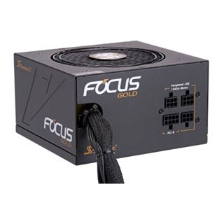 450 Watt Seasonic Focus Modular 80+ Gold