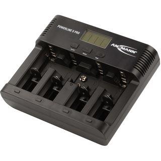 Ansmann Tisch-Ladegerät Powerline 5 Pro