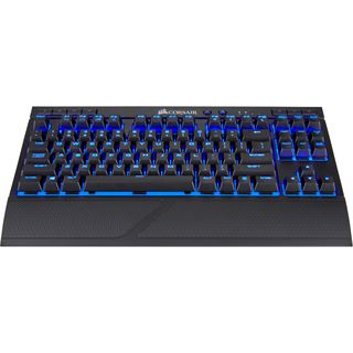 Corsair Gaming Keyboard K63 Wireless Mechanical - Cherry MX Red (DE