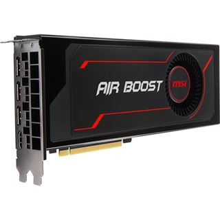 8GB MSI Radeon RX Vega 56 AIR BOOST 8G OC Aktiv PCIe 3.0 x16 (Retail)