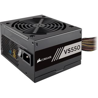 550 Watt Corsair VS Series VS550 White Non-Modular 80+