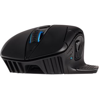 Corsair Gaming Dark Core RGB USB 2.4GHz Bluetooth schwarz (kabellos)