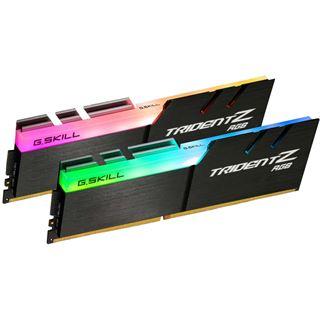 16GB G.Skill Trident Z RGB DDR4-4133 DIMM CL17 Dual Kit