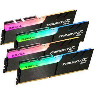 32GB G.Skill Trident Z RGB DDR4-4266 DIMM CL17 Quad Kit