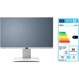 """27"""" (68,58cm) Fujitsu B27-8 TE Pro hellgrau 1920x1080"""