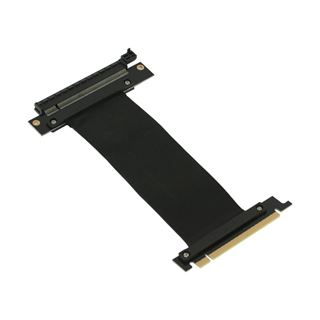 Nanoxia PCI-E 3.0 Riser Card Cable Typ D - 20 cm