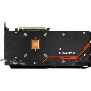 8GB Gigabyte Radeon RX Vega 56 Gaming OC Aktiv PCIe 3.0 x16 (Retail)
